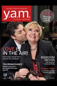 Del & Karen on Yam cover