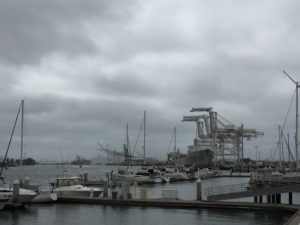 Oakland Inner Harbour