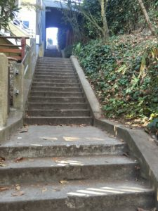 Portion of Greenwich Steps