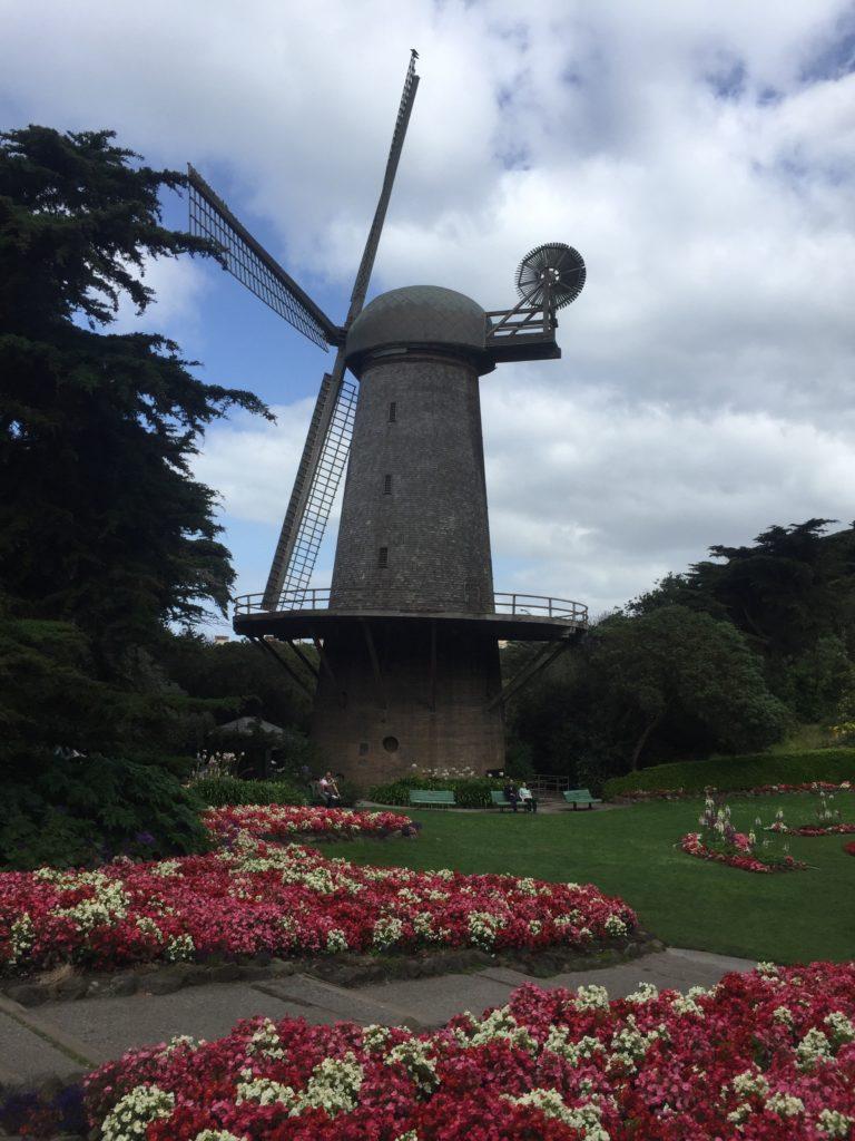 1903 Dutch Windmill, Golden Gate Park